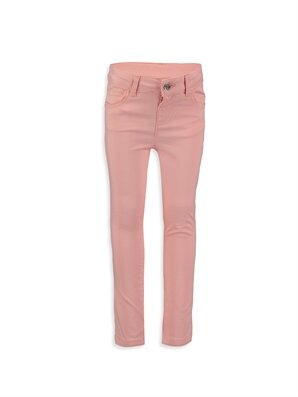 Pembe Normal Bel Dar Pantolon -7Y0135Z4-G7Z