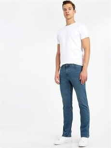 İndigo 779 Regular Fit Jean Pantolon 9W3440Z8 LC Waikiki