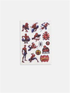 Çok Renkli Spiderman Sticker 9WP274Z4 LC Waikiki